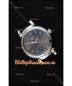 IWC Schaffhausen DA Vinci IW356602 Reloj Suizo Automático Dial Blanco Réplica a Espejo 1:1