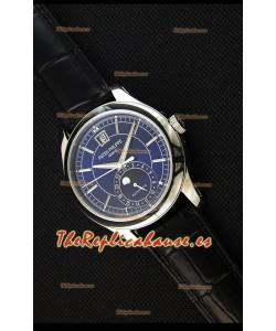 Patek Philippe 5205G Complications MoonPhase Reloj Réplica Suizo