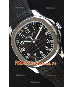 Patek Philippe Aquanaut 5167A-001 Reloj Réplica Suizo Dial Gris - Edición a Espejo 1:1