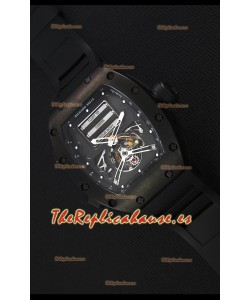 Richard Mille RM069 Tourbillon Erotic Reloj Réplica con Caja revestida en PVD