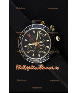 Rolex Daytona KRAVITZ Les Artisans De Geneve ROLEX LK 01 Reloj Réplica Suizo a Espejo 1:1 Movimiento Cal.4130