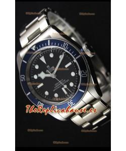 Tudor Heritage Black Bay Shield Reloj Réplica Suizo a Espejo 1:1