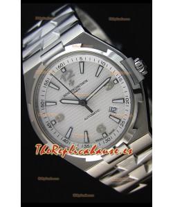 Vacheron Constantin Overseas Dial Blanco Reloj Réplica Suizo