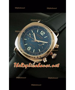 Reloj japonés Réplica Panerai Radiomir de oro rosa
