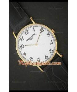 Patek Philippe Reproducción Japonesa Reloj de Cuarzo