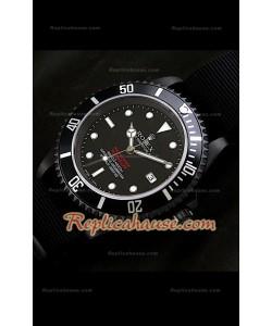 Reloj Suizo Rolex Edición Sea Dweller Pro Hunter