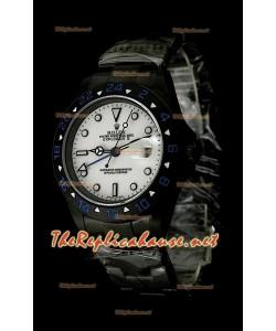 Rolex Explorer II Project Designs Reloj Japonés en PVD