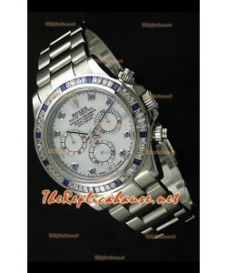 Rolex Daytona Reloj Cosmógrafo con Movimiento Suizo7750