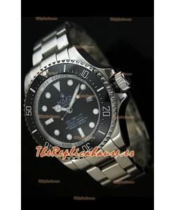 Rolex Réplica Sea Dweller Deep Sea Marcadores Súper Luminosos 1:1 Réplica Espejo