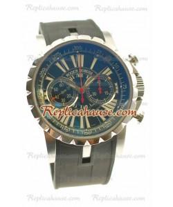 Roger Dubuis Excalibur Reloj Suizo de imitación