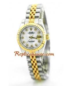 Rolex Réplica Datejust Suizo Dama Reloj Réplica