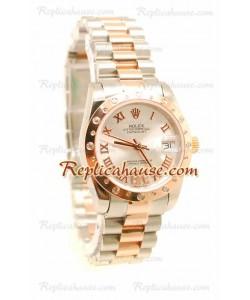 Rolex Réplica DateJust Mid-tamaño Reloj