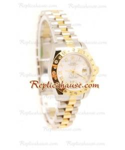 Rolex Datejust - Dos Tonos Lady