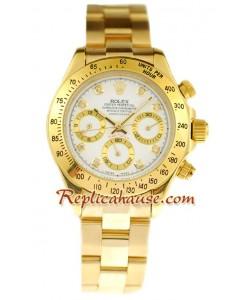 Rolex Daytona Dama Reloj Réplica - 33MM