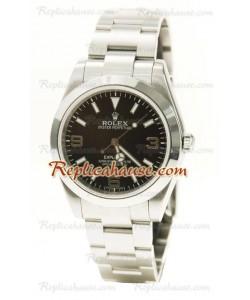 Rolex Réplica Explorer Edición 2011 Suizo