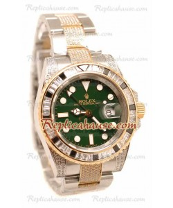 Rolex Réplica GMT Masters II Reloj Suizo - 2011 Edición