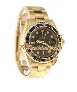 Rolex Réplica GMT Masters II Reloj Suizo