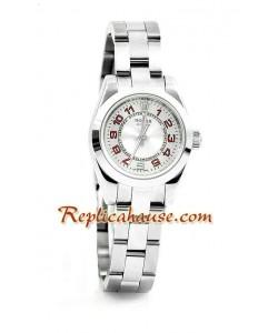Reloj Rolex Réplica Air King para Dama 2011 Edición
