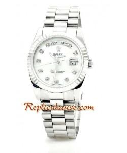 Rolex Réplica Day Date Reloj para hombre