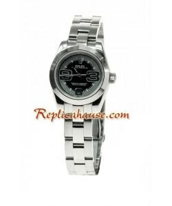 Rolex Oyster Perpetual Reloj para Dama