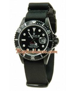 Rolex Réplica Submariner Pro Hunter Edición Reloj