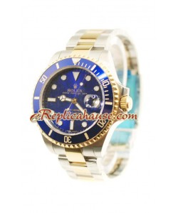 Rolex Submariner Reloj de imitación Japonés 2011 Edición