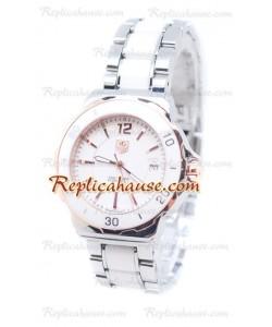 Tag Heuer Formula 1 Quartz Rose Gold Ceramic Reloj