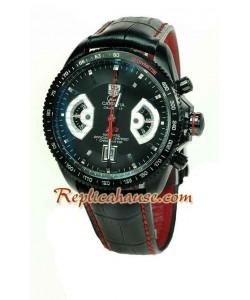 Tag Heuer Gry Carrera Calibre 17 RS2 Reloj Suizo