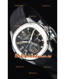 Patek Philippe Aquanaut 5164A Reloj a Espejo 1:1 Dial Marrón