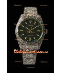 Rolex Milgauss 116400 MadeWorn Reloj Réplica Suizo