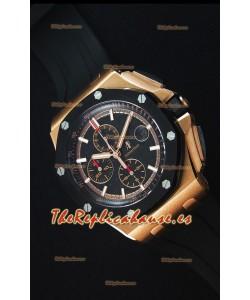 Audemars Piguet Royal Oak Offshore Dial tipo Méga Tapisserie Reloj Réplica a Espejo 1:1