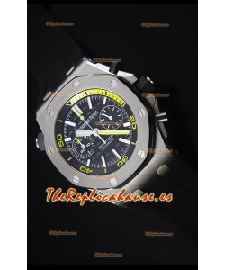 Audemars Piguet Royal Oak Offshore Diver Chronograph - Reloj espejo 1:1 Movimiento 3126