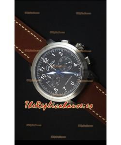 Glashuette Senator Navigator Reloj Replica Suizo Edición Cronógrafo