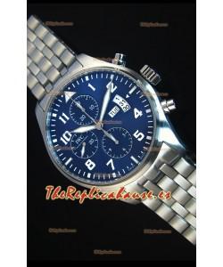 IWC Pilot Chronograph IW377706 Edición Le Petit Prince Edition Reloj Replica a escala 1:1