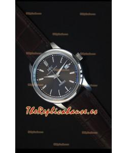 IWC Ingenieur Automatic Reloj Suizo Edición Limitada Dial Gris Replica a Escala 1:1