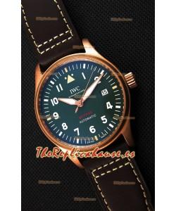 IWC Pilot's Watch Automatic Spitfire IW326802 1:1 Reloj Réplica Suizo
