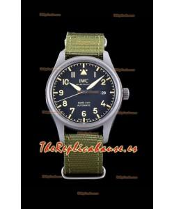 IWC Pilot's Watch Automatic Spitfire IW326803 Reloj Réplica a Espejo 1:1