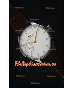 IWC Portuguese Handwind Ref# IW5242 Reloj Replica Suizo 1:1