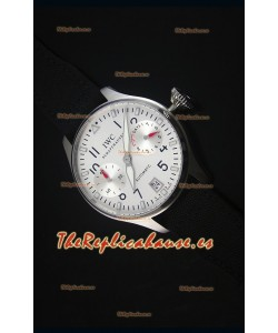IWC Big Pilot Edición German Football Association Reloj Replica a Espejo 1:1