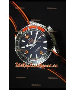 Omega Seamaster Planet Ocean 600M Good Planet Reloj Replica Suizo escala 1:1