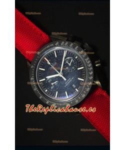 Omega Speedmaster Dark Side of the Moon Reloj Replica Suizo Escala 1:1