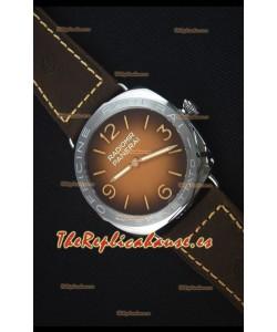 Panerai Radiomir PAM687 Acciaio Brevettato Reloj Replica a Espejo 1:1