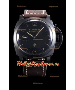 Panerai Luminor 1950 3 Days PANERISTI Composite Cased Vintage Edition Reloj Réplica Suizo