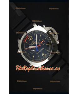 Panerai Luminor Regatta Reloj Replica Japonés en Caja de Acero