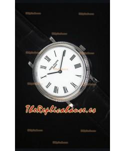 Patek Philippe 5120J Calatrava Mens Reloj Replica de Acero Inoxidable escala 1:1