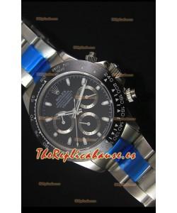 Rolex Cosmogprah Daytona Reloj Suizo Bisel de Cerámica - Edición Replica a Escala 1:1