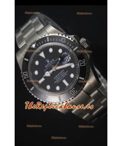 Rolex Submariner 116610 Black Ceramic - Reloj Replica Suizo La mejor y última Edición de 2017