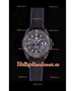 Tag Heuer Aquaracer Calibre 5 Titanium Carbon 41MM Reloj Réplica a Espejo 1:1