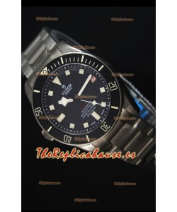 Tudor Pelagos Titanium Reloj Replica Suizo - Lefty Edition 1:1 Mirror Replica