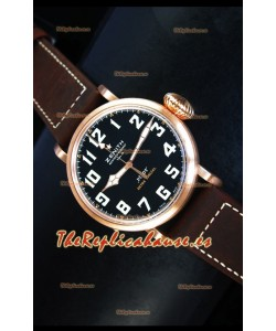 Zenith Pilot Type 20 Extra Edición Especial Oro Amarillo, Reloj Replica Escala 1:1